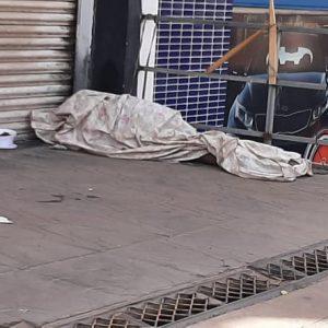 Homem foi encontrado morto na manhã desta segunda-feira (15), em Alagoinhas.