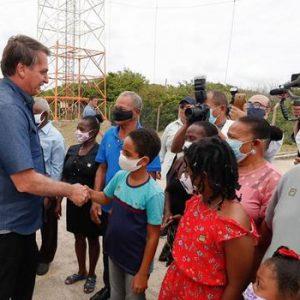 Novo auxílio pode começar em março e durar até quatro meses, diz Bolsonaro
