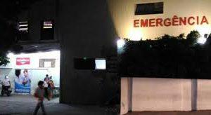 Homem foi alvejado por disparos de arma de fogo na noite deste domingo em Alagoinhas.