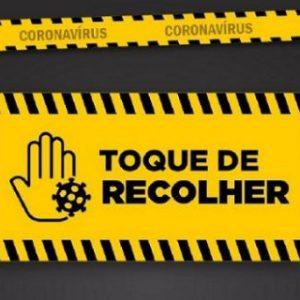 Alagoinhas terá Toque de Recolher a partir de sexta-feira (19)