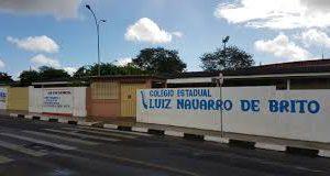 Alagoinhas: Colégio Estadual Luiz Navarro de Brito realizará aulas remotas.