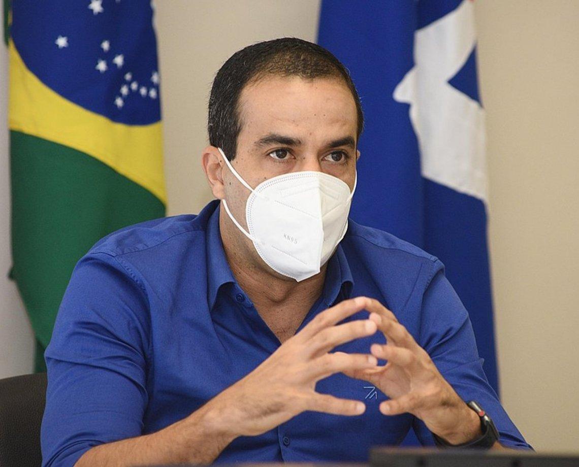 Evento-teste em Salvador acontece no dia 27 e contará com 500 convidados, anuncia Bruno Reis