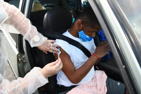 Vacinação Covid-19: confira o público desta terça (31),em Alagoinhas