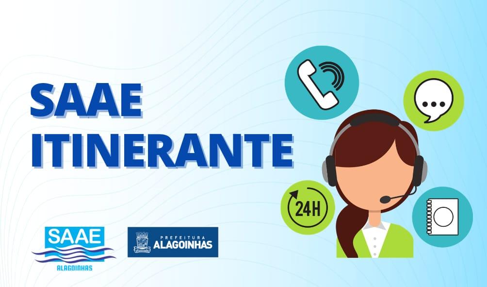 SAAE Itinerante levará serviços do Posto de Atendimento à Sucupira