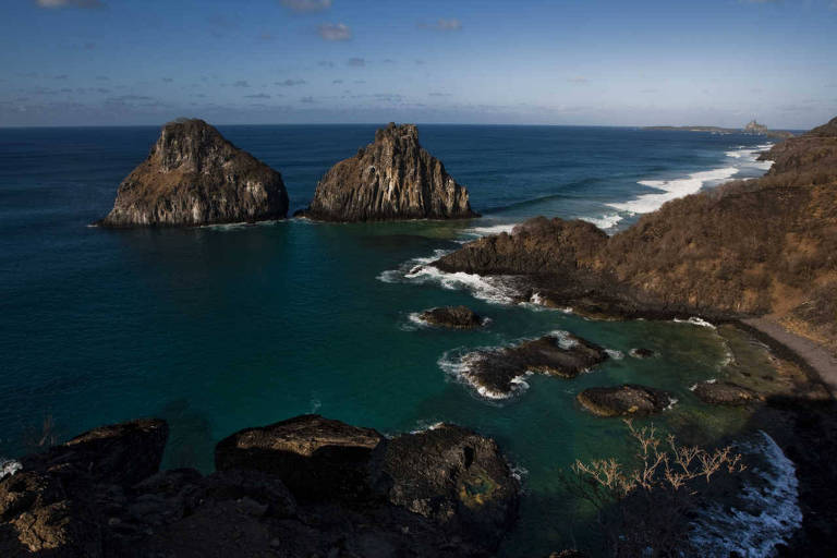 Fernando de Noronha vai exigir comprovante de vacinação contra Covid para entrada de turistas