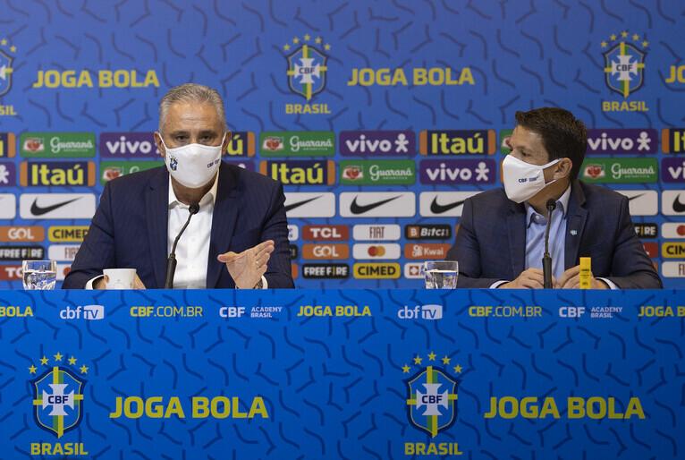 Tite convoca Seleção Brasileira para próximos jogos das Eliminatórias