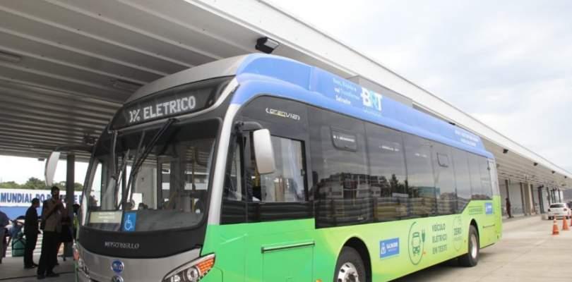 Ônibus elétrico passará por teste neste mês e fase 2 do BRT está prevista para outubro de 2022