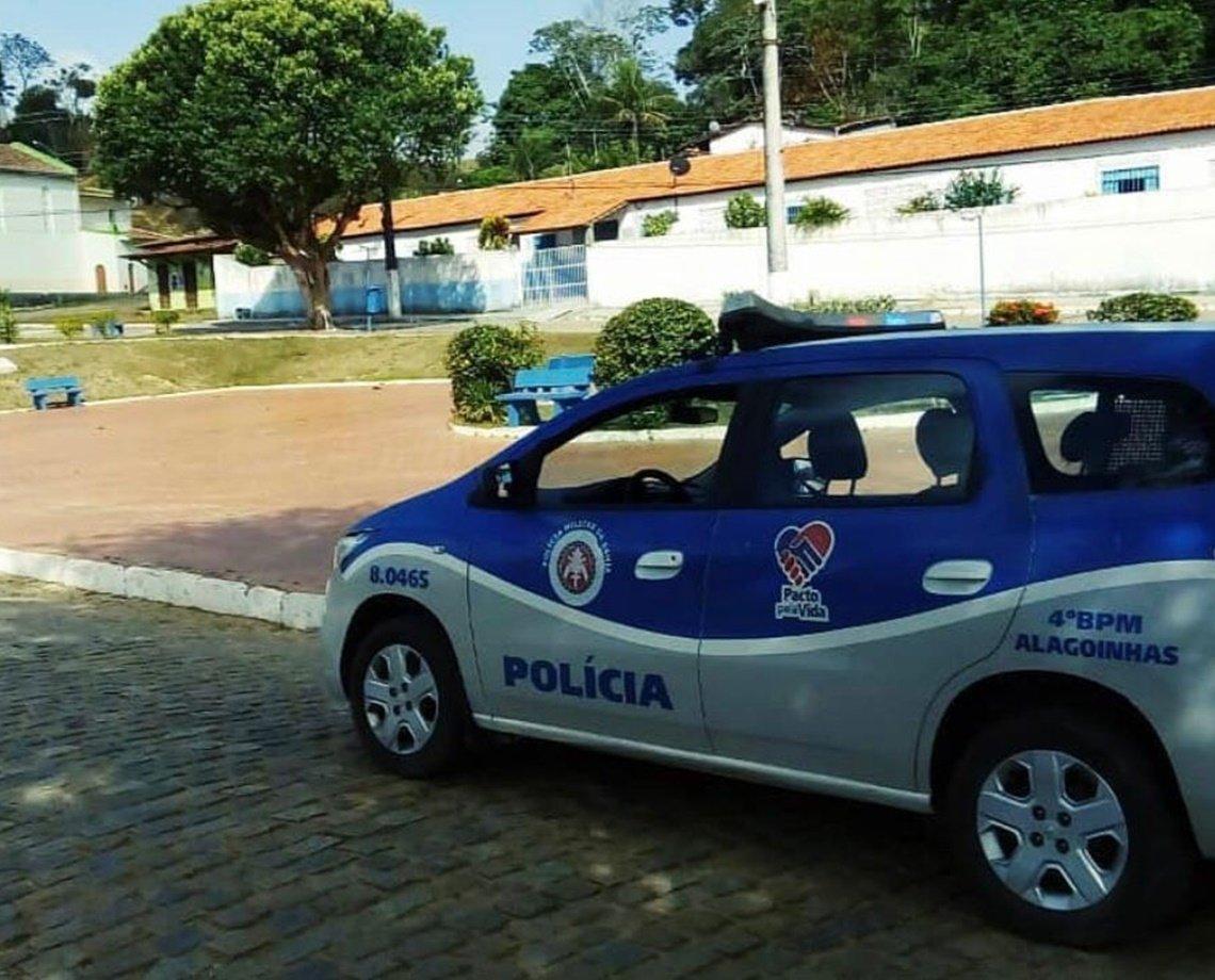 PM registra casos de agressão contra mulheres em Araçás e Inhambupe; homens são presos