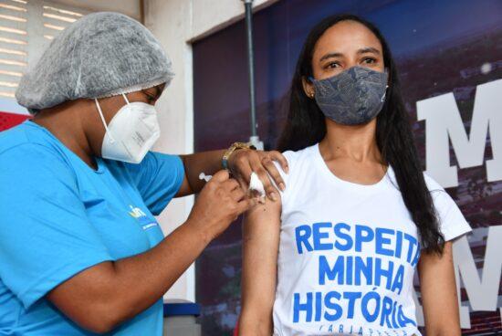 Vacinação Covid-19: confira o público desta quarta (15), em Alagoinhas
