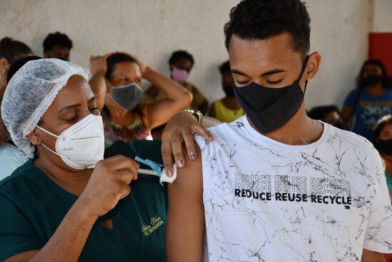 Vacinação Covid-19: confira o público desta sexta (17), em Alagoinhas