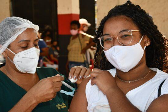 Vacinação Covid-19: confira o público desta quinta (16), em Alagoinhas