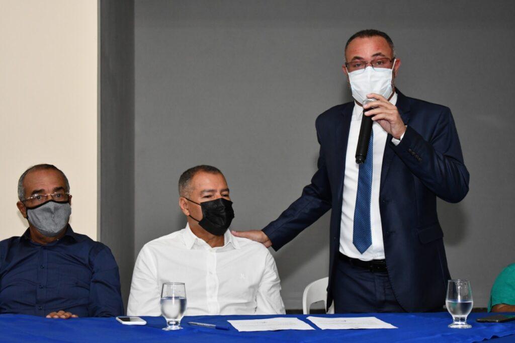 Alagoinhas: Jorge da Farinha toma posse como novo secretário de Governo