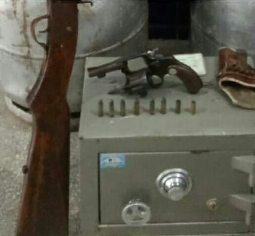 Inhambupe: Policiais do Quarto Batalhão apreendem duas armas de fogo e libertam criança que era mantida em cárcere privado
