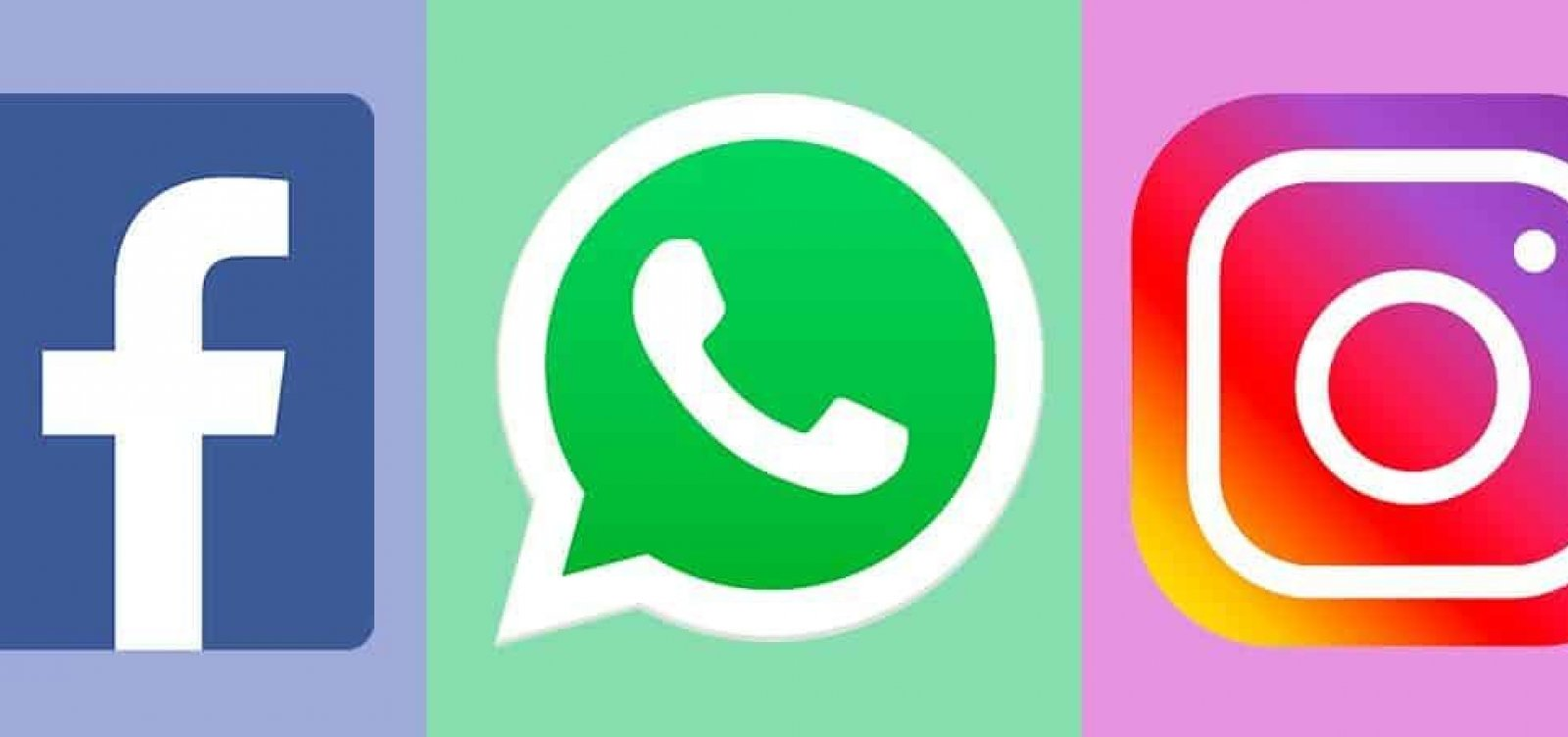 Com instabilidades, após seis horas, Facebook, Instagram e WhatsApp voltam a operar