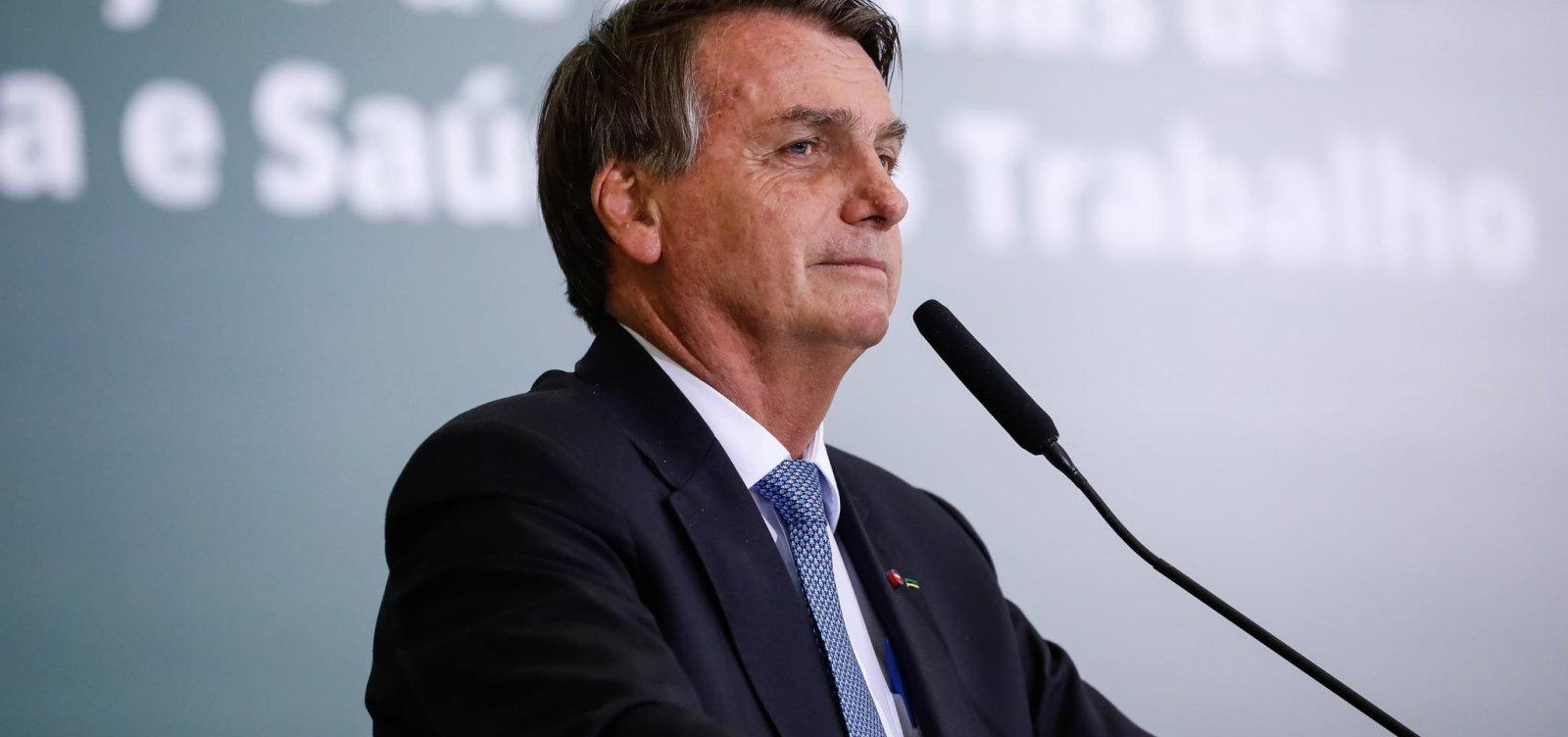 """""""Tenho vontade de privatizar Petrobras"""", diz Bolsonaro diante de alta no preços de combustíveis"""