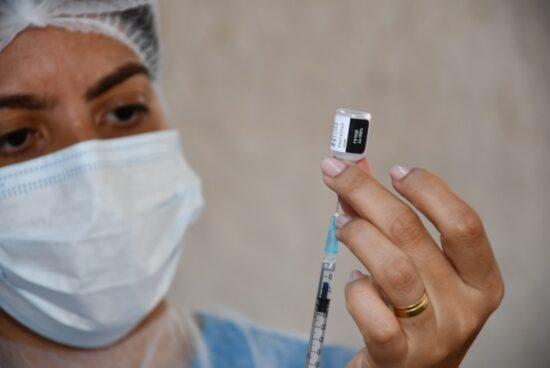 Mutirão de vacinação promove segunda dose da Pfizer neste sábado (23), em Alagoinhas
