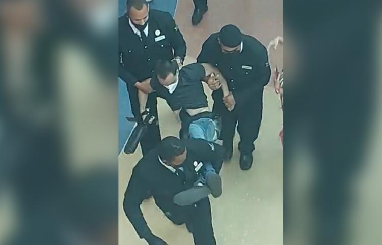 Homem é preso após furtar joalheria no Salvador Shopping; vídeo