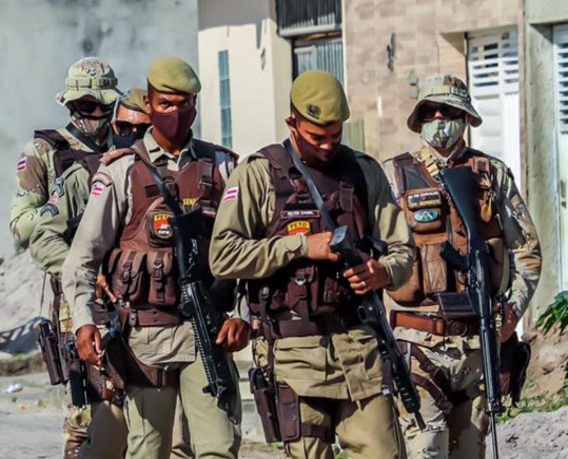 Governo da Bahia convoca mais de 2 mil aprovados nos concursos da PM e Corpo de Bombeiros
