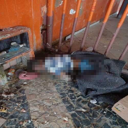 Homem em situação de rua é encontrado morto no Centro de Alagoinhas