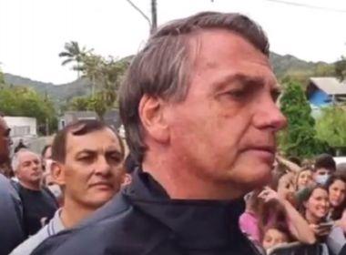 Bolsonaro é impedido de assistir jogo por não estar vacinado e desabafa: 'Por que isso?'