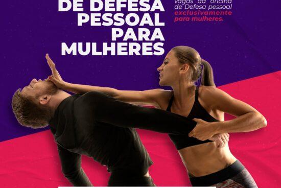 Prefeitura de Alagoinhas abre inscrições para Oficina de Defesa Pessoal para Mulheres