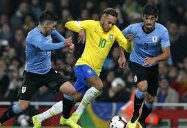 Brasil goleia Uruguai em Manaus com show de Raphinha e Neymar