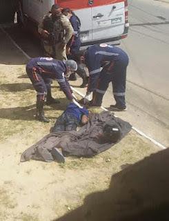 Jovem foi morto a tiros na manhã desta quarta-feira em Alagoinhas