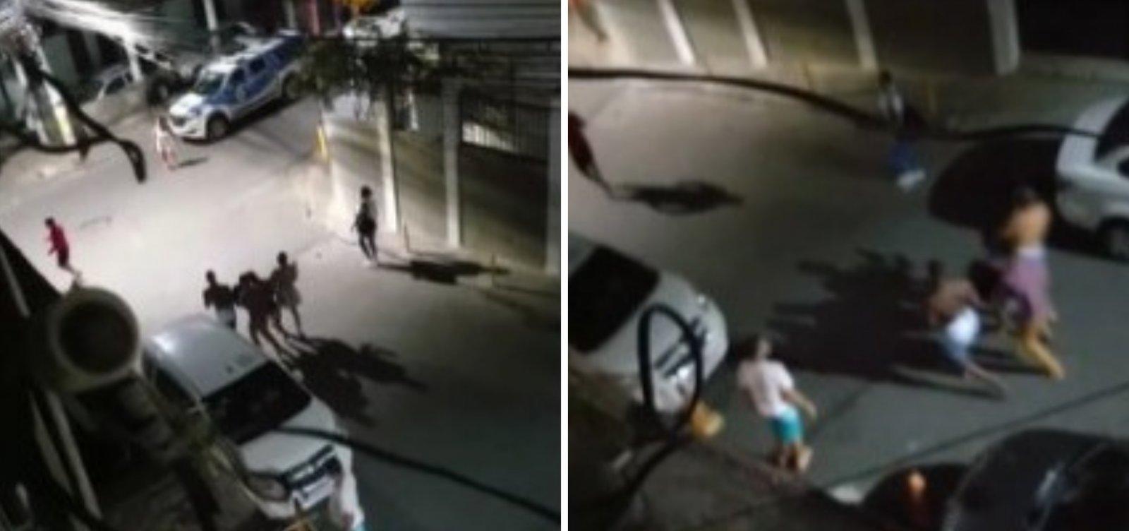 Ataque armado em Capelinha de São Caetano deixa um morto e ao menos dez feridos