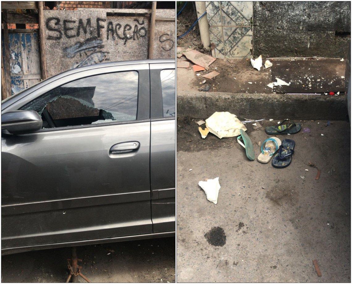 """Polícia confirma mortes de seis pessoas em tiroteio que feriu 15 durante """"paredão"""" no bairro do Uruguai"""
