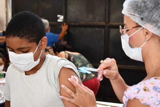 Alagoinhas: Dia D da Multivacinação para crianças e adolescentes acontece nesta sexta (15)