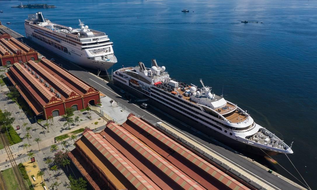 Ministério do Turismo anuncia retorno dos cruzeiros marítimos no Brasil